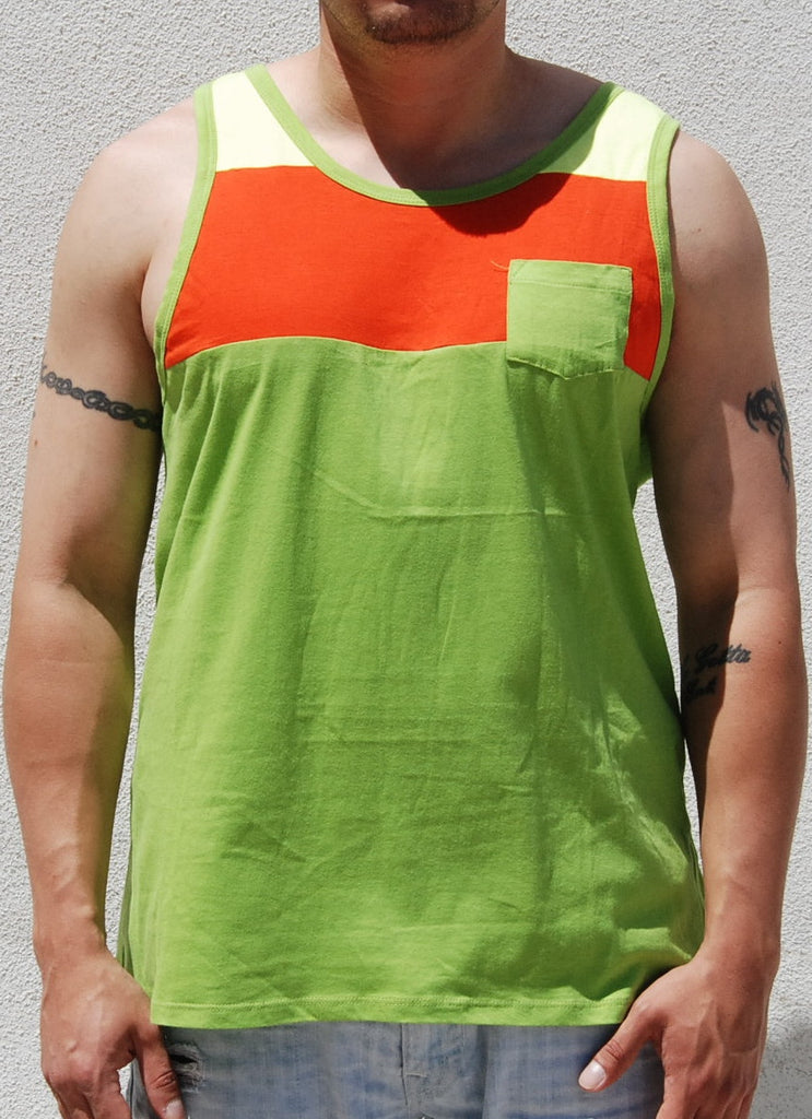 Kreative Tricolor Tank