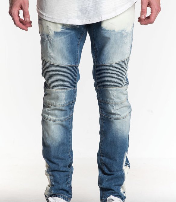 Embellish NYC Plymouth Ripped Denim