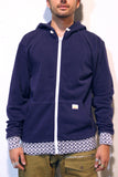 SLVDR Axton Full-Zip Night Sky Fleece