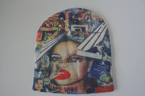 Imperial Eloquence x Collage 2 Garage Beanie