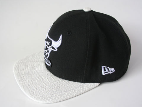9Fifty Snapback Black/White Chicago Bulls NBA