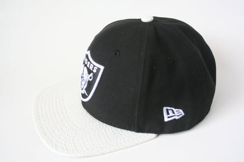 9Fifty Snapback Black/White Oakland Raiders NFL