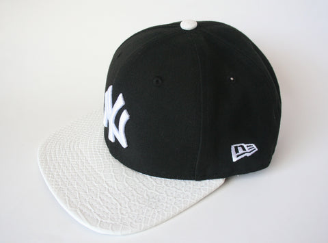 9Fifty Snapback Black/White New York Yankees MLB