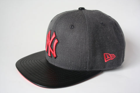 9Fifty Snapback Black/Red New York Yankees MLB