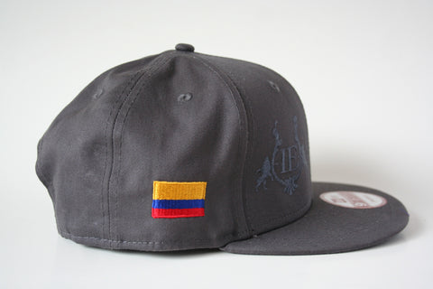 Colombia Large Logo New Era Snapback