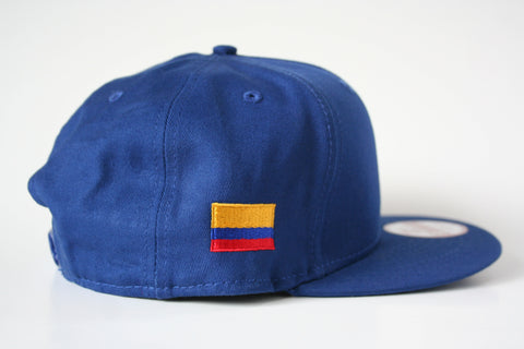 Colombia Micro Logo New Era Snapback