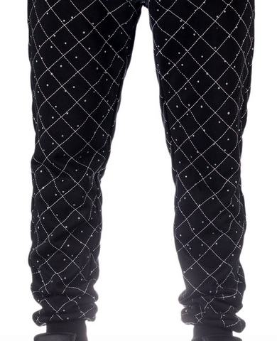 Veritas 3M Reflective Quilted Jogger Pants