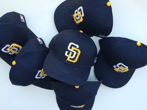 Official Goodstock Distressed SD Cap