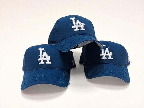 Official Goodstock Distressed LA Cap