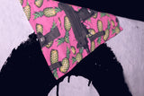 Imperial Eloquence Art Never Sleeps Bandana Front