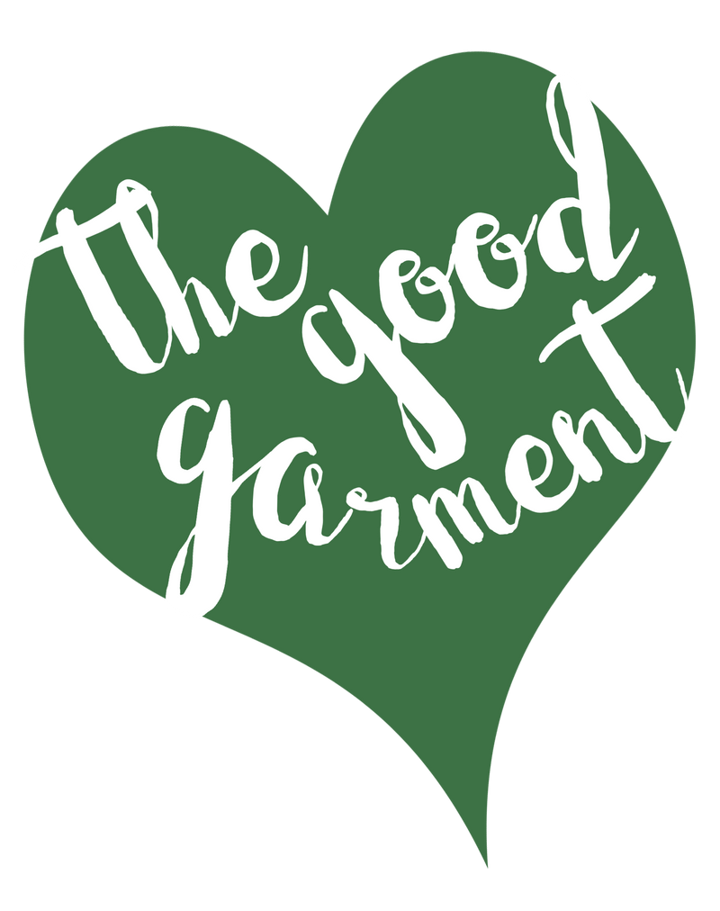 The Good Garment subscribe to mailing list