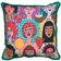 Cushion cover in Faces of Women