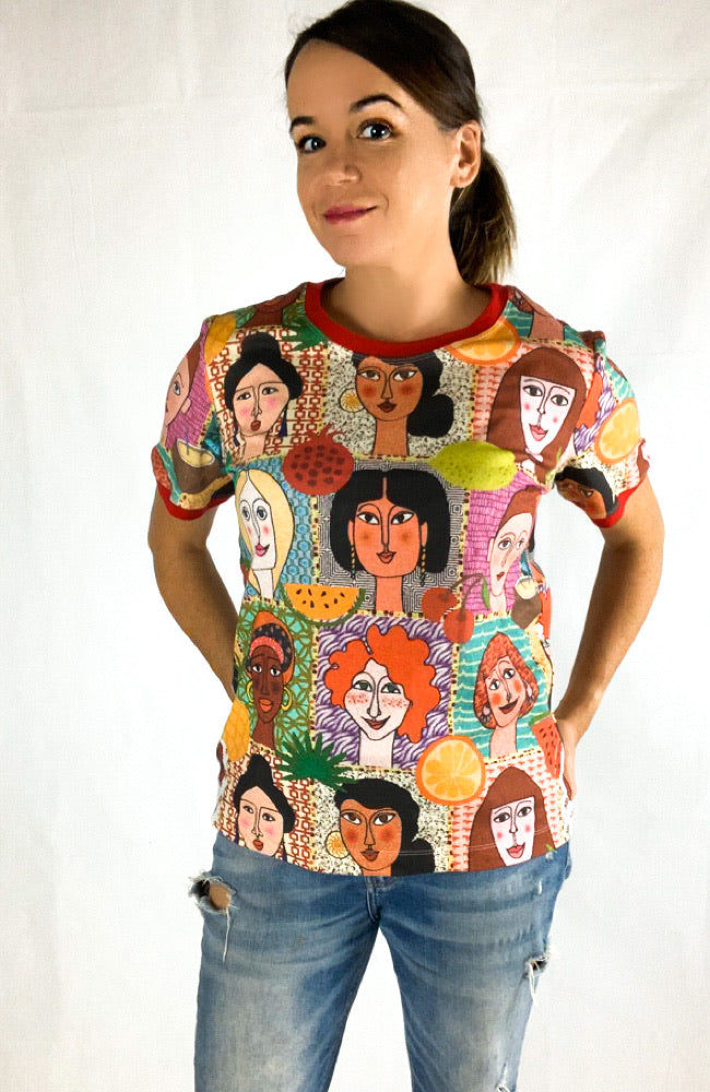 The Good Tee in Faces of Women