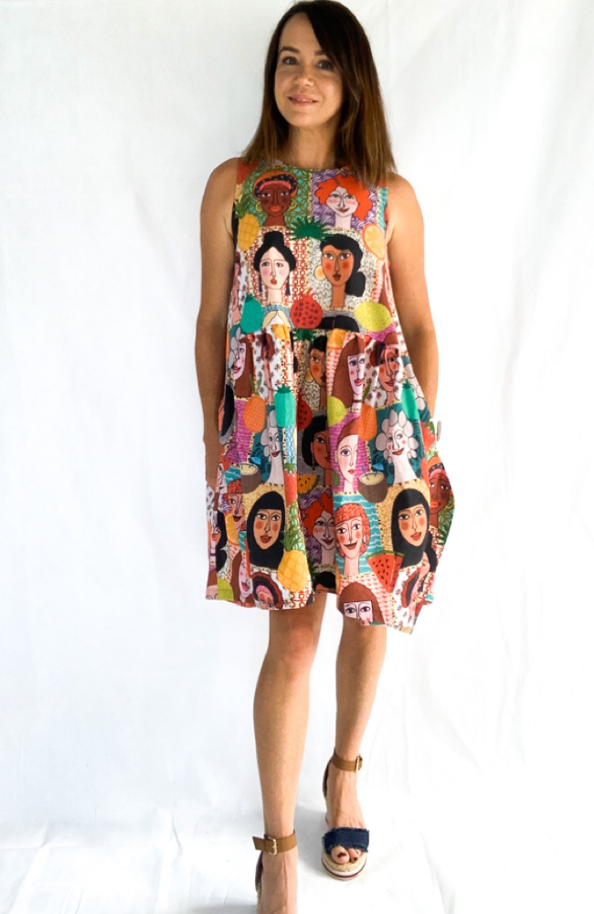 Tilly Dress in choice of prints