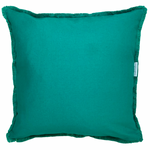 Cushion cover in Garden Bookworm - velvet