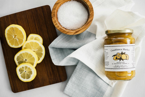 Preserved Lemons 101: What are They?