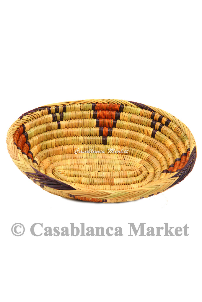 Breadbasket, Oval Shape