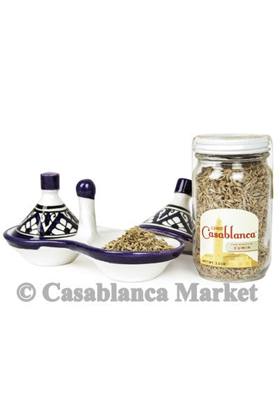 Moroccan Whole Cumin Seeds