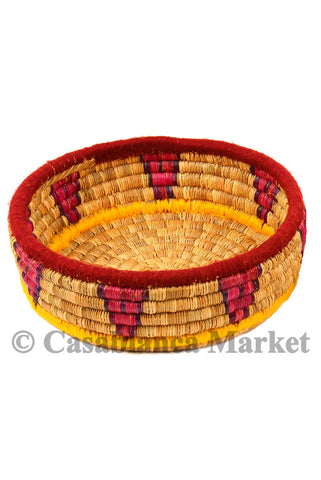 Fruit or Breadbasket, Round Shape