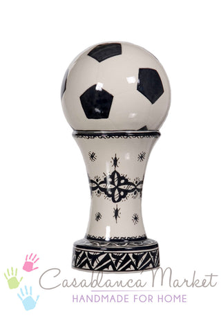 Berber Design World Cup, Black and White
