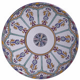 Moorish Fez Serving Platter, Multi-Color
