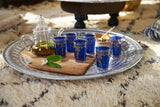 Morjana Moroccan Tea Glasses (Set of 6)