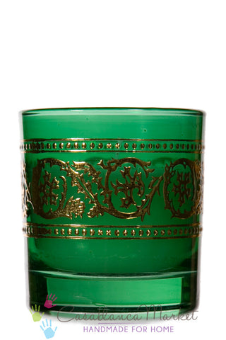 Bakara Candle Royal Green