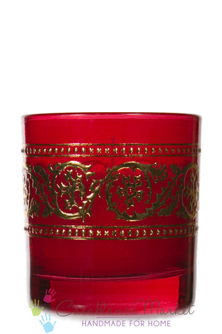 Bakara Candle Royal Red