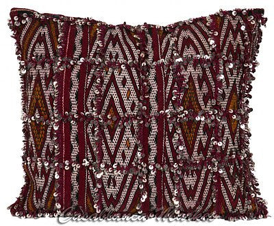 BERBER PILLOW BP0258