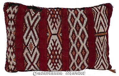 BERBER PILLOW BP0270