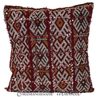 BERBER PILLOW BP0217