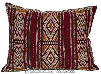 BERBER PILLOW BP0186