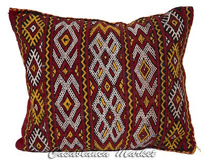 BERBER PILLOW BP0227
