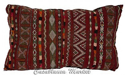 BERBER PILLOW BP0234