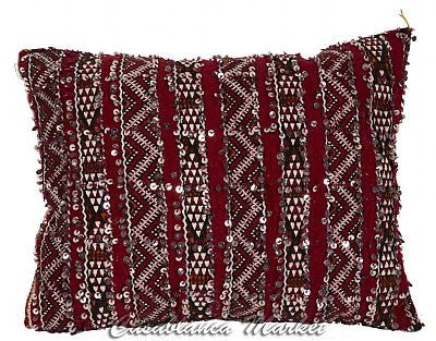 BERBER PILLOW BP0253