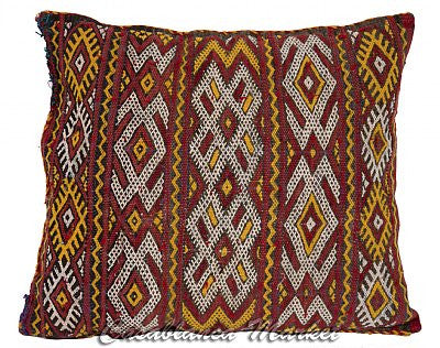 BERBER PILLOW BP0199
