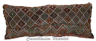 BERBER PILLOW BP0194