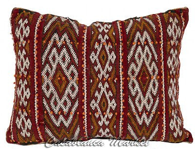 BERBER PILLOW BP0233
