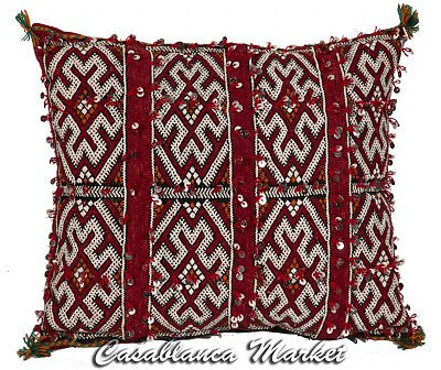 BERBER PILLOW BP0154