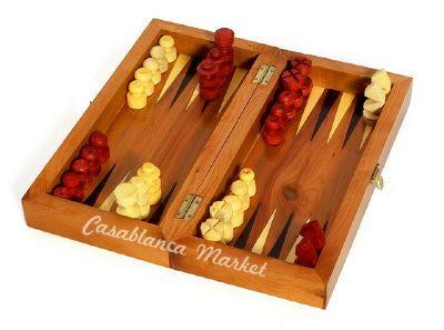 Chess & Backgammon Game