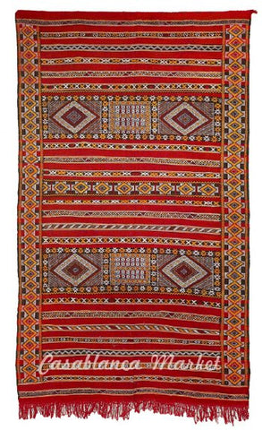 Antique Atlas Kilim CPT045