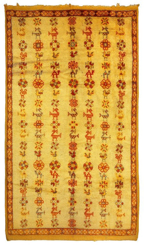 Antique Taznarth Carpet CPT059