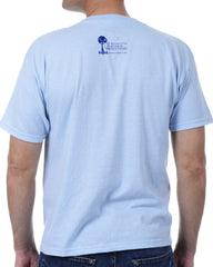 Men's Recycled Tee - Blue Whale Tail