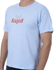 Men's Recycled Tee - Red Whale Tail