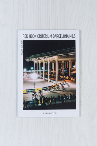 Tornanti x Red Hook Criterium Barcelona No.5 - Magazine Issue No.07