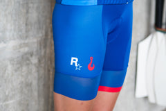 Barcelona No.5 - Men's Castelli Bib Shorts