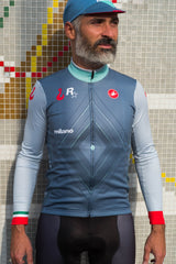 Milano No.7 - Castelli Long Sleeve Jersey