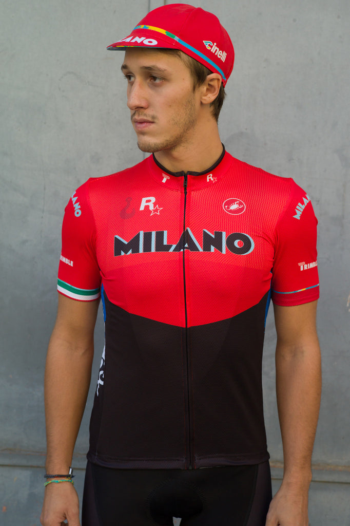 Milano No.6 - Castelli Men's Short Sleeve Jersey