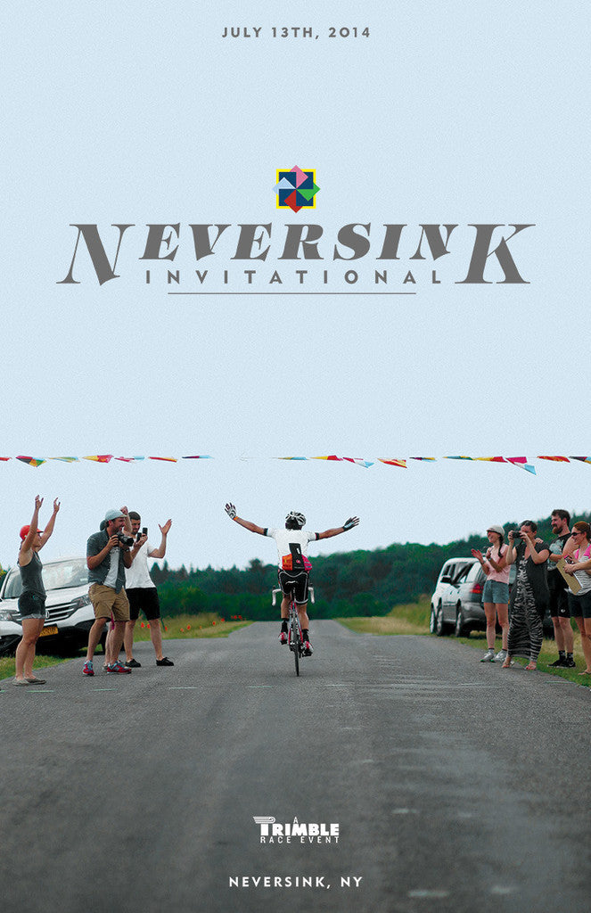 2014 Neversink Invitational Poster