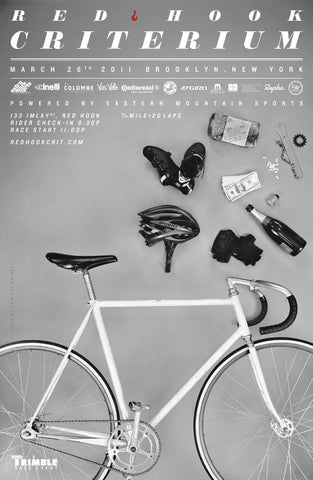 Red Hook Crit 2011 Alternate Poster
